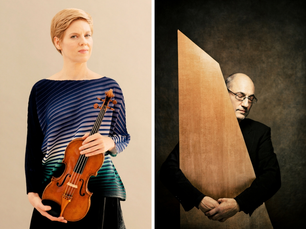 Isabelle Faust | Andreas Staier